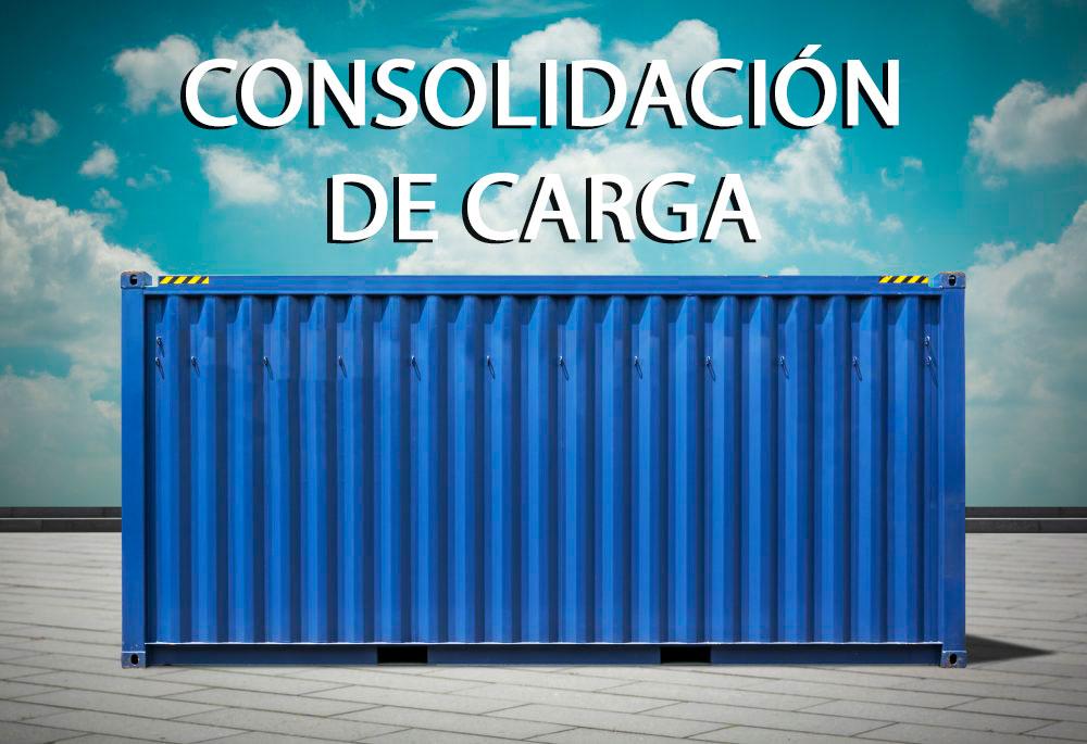 Consolidación de Carga